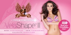 VelaShape III Now at Bronze Baxx Tanning Studios