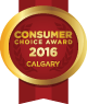 Consumer Choice Awards - 2016 Calgary